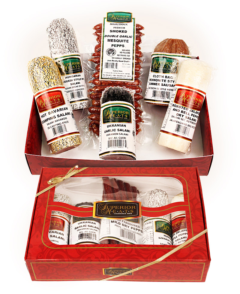 Gift Boxes from Superior Meats